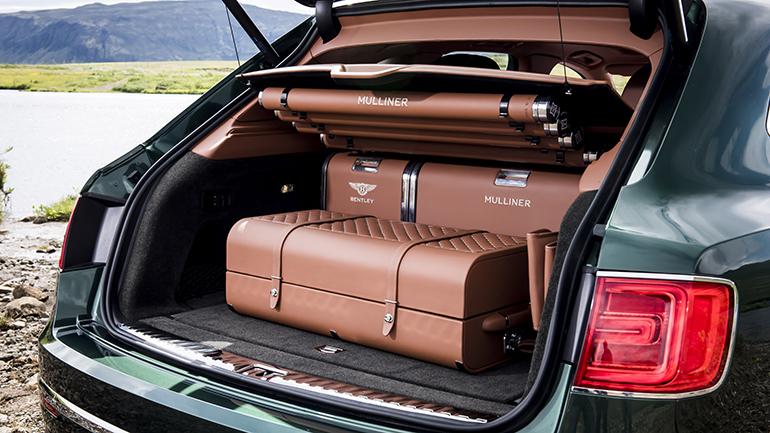 Спецверсию Bentley Bentayga подготовили для элитной рыбалки 1