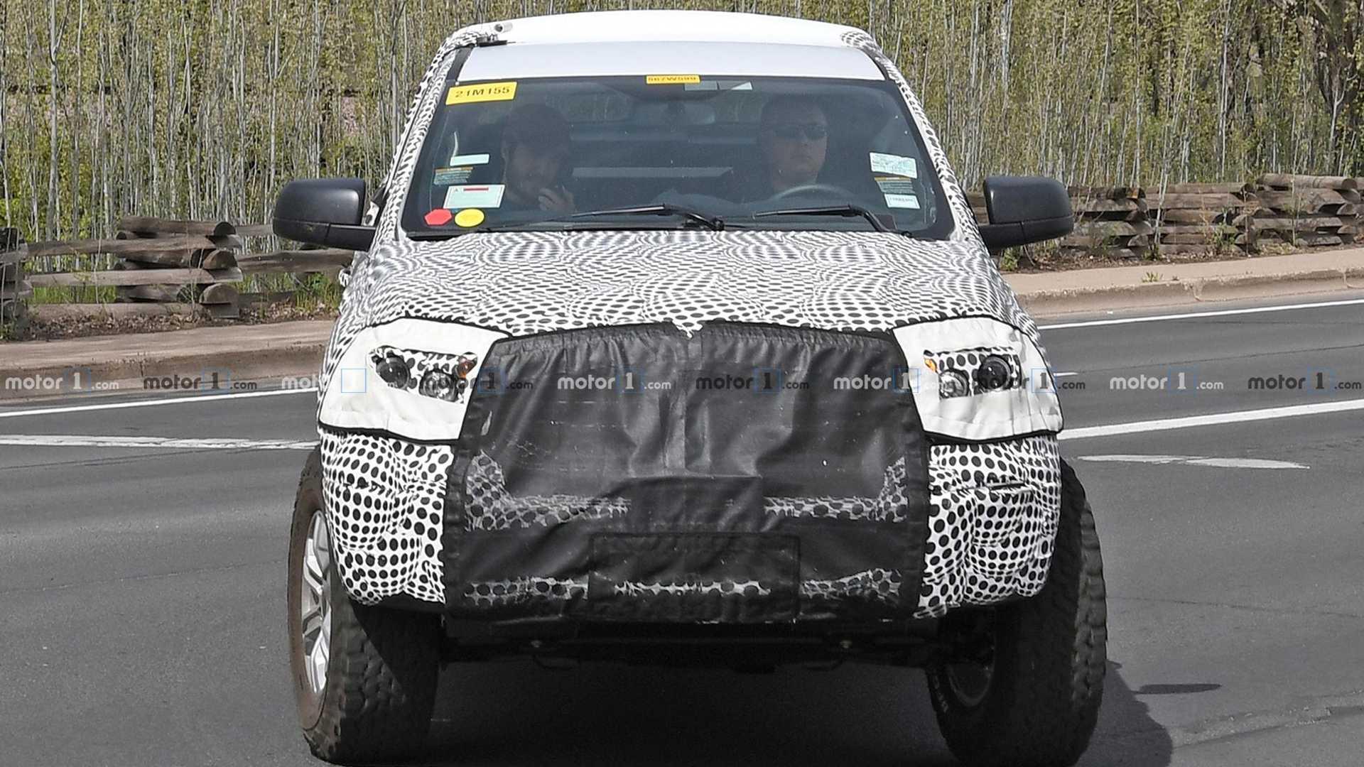 Тестовый Ford Bronco позволил рассмотреть нюансы конструкции 1