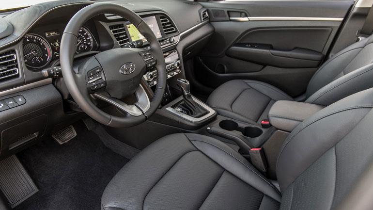 Компания Hyundai анонсировала обновление модели Elantra 2