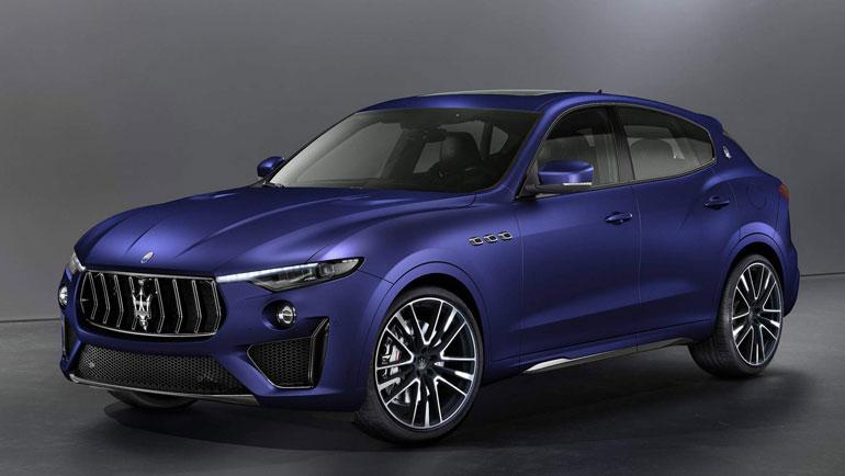 Maserati будет использовать автопилоты BMW 1