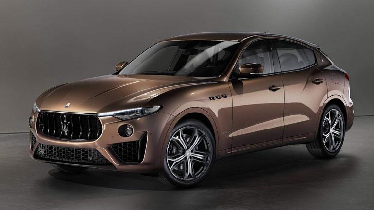 Maserati будет использовать автопилоты BMW 2