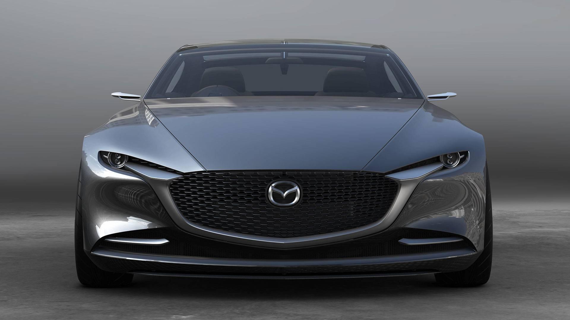 Mazda готовит рядные 6-цилиндровые моторы и большие модели 1