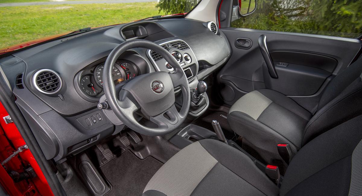 У Renault Kangoo появился брат Nissan NV250 3