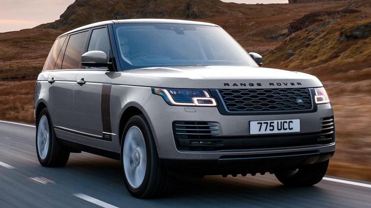 Известны первые подробности нового поколения Range Rover 1