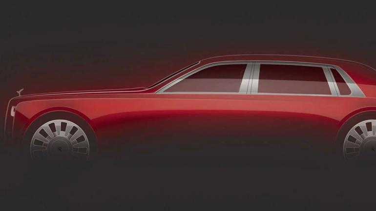 Уникальный Rolls-Royce Phantom продадут на онлайн аукционе 1