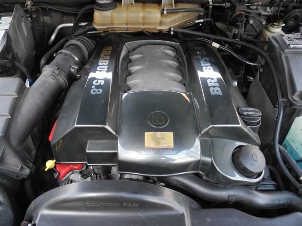 В США продают редчайший Mercedes ML Brabus за 4500 долларов 2