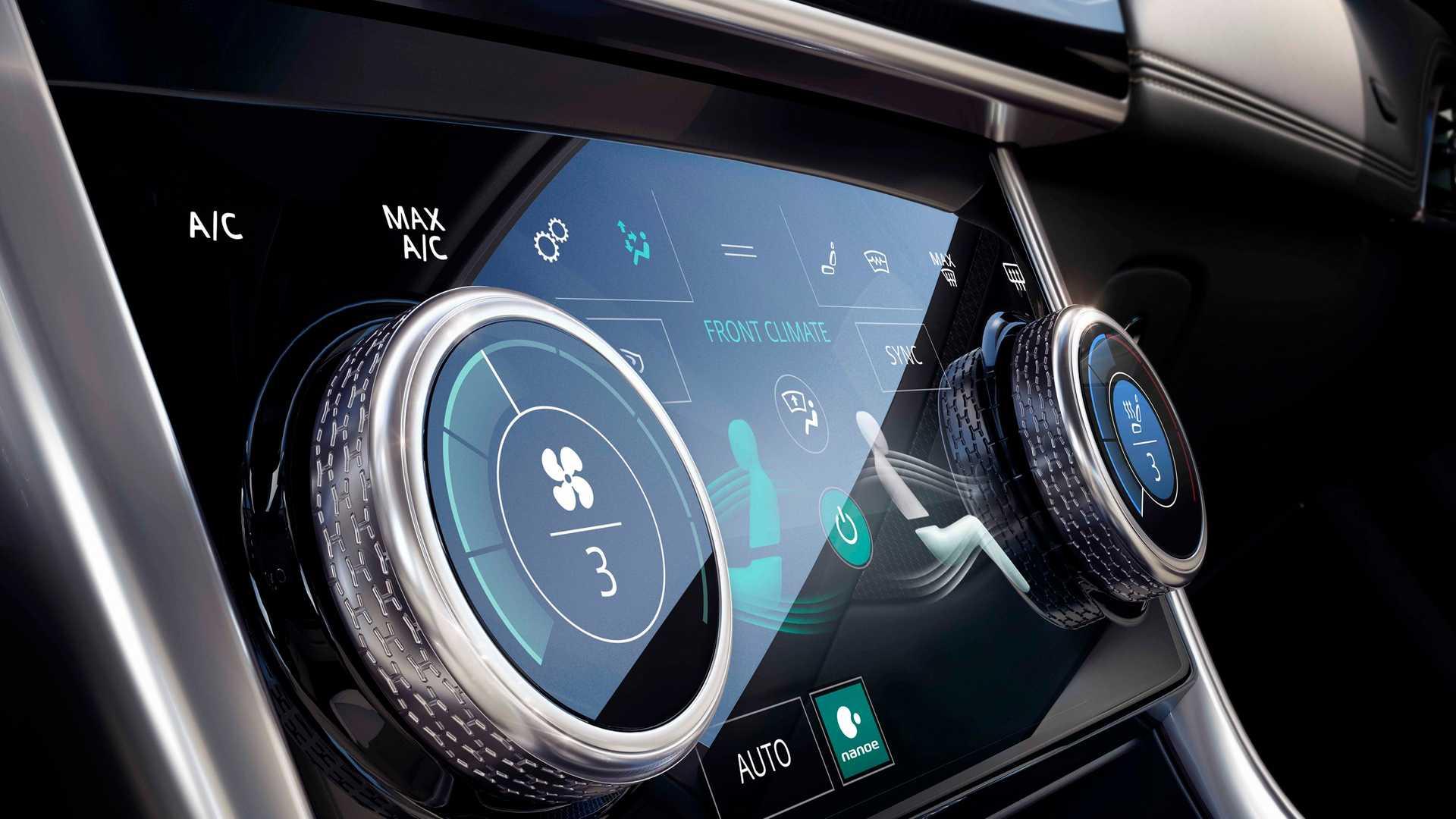 Главный дизайнер Jaguar раскритиковал моду на сенсорные экраны в машинах 2