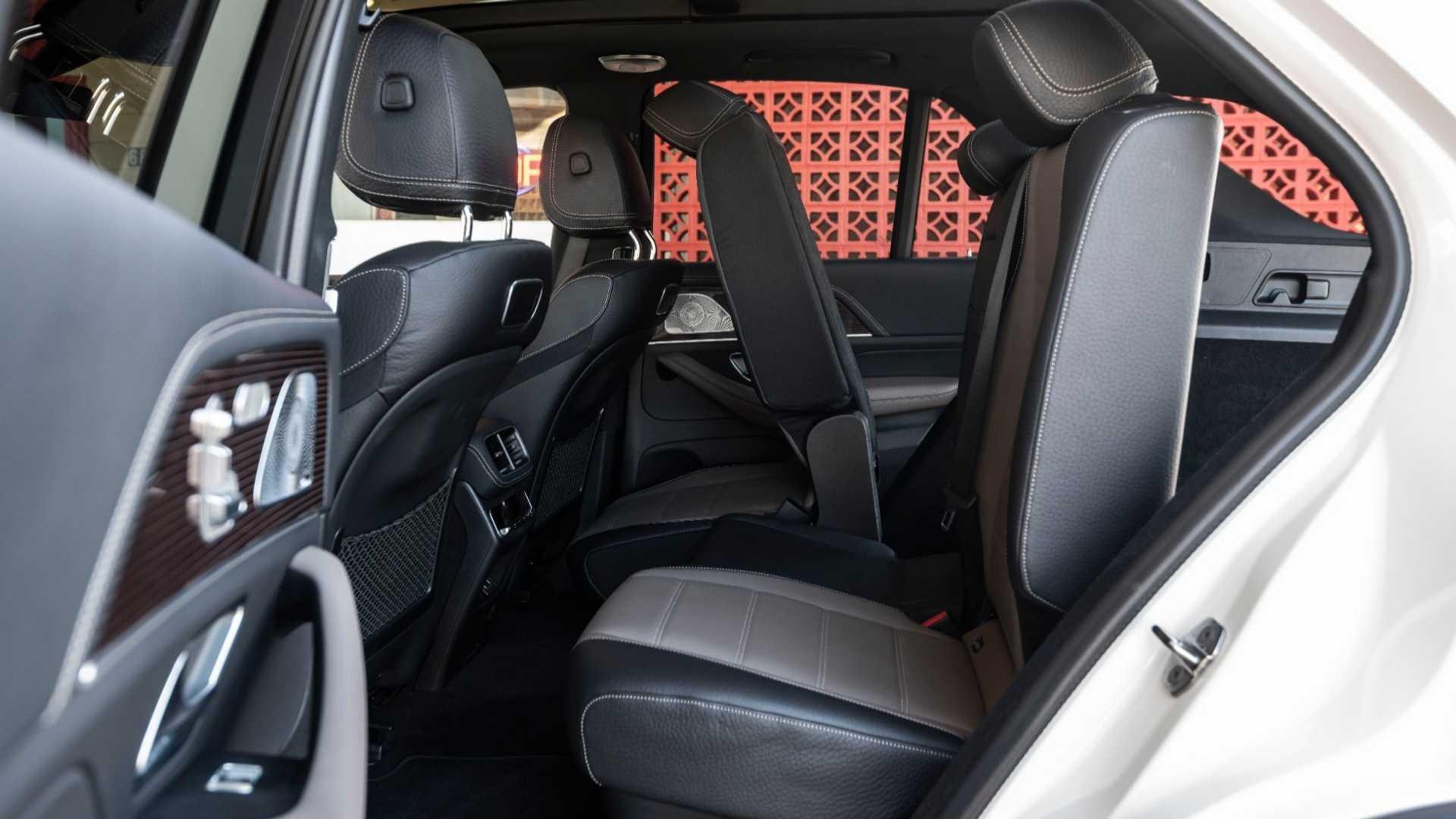 Mercedes-Benz может сделать GLE 580 с двигателем AMG V8 1