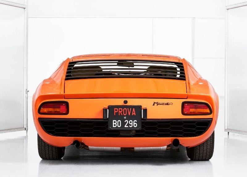 Потерянный Lamborghini из «Ограбления по-итальянски» нашелся через 50 лет 3