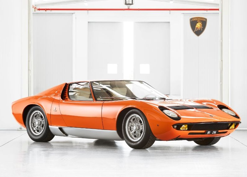 Потерянный Lamborghini из «Ограбления по-итальянски» нашелся через 50 лет 1