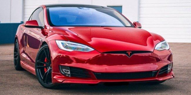 Tesla Model S стал самым продаваемым б/у авто в США 1