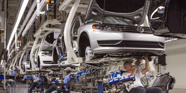 Volkswagen потерял более 30 млрд евро из-за «Дизельгейта» 1