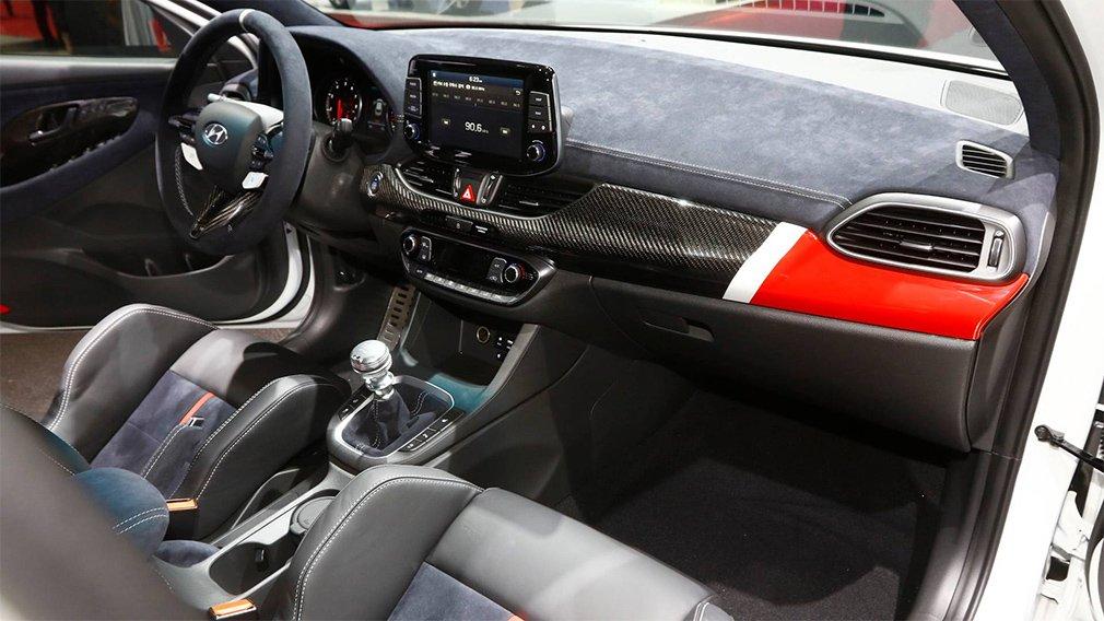 В Hyundai приступили к тестам полноприводного хот-хэтча i30 N 2