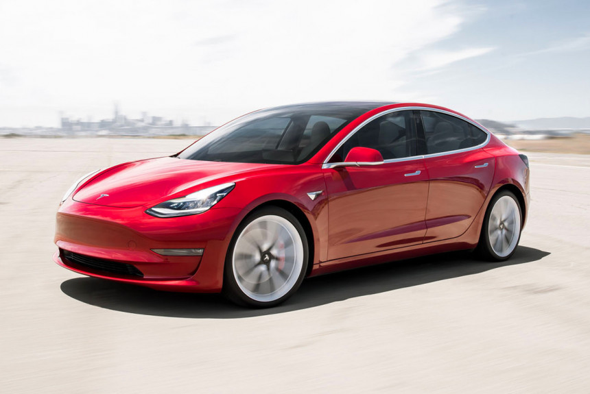 Tesla Model 3: новая версия, которую невозможно купить 1