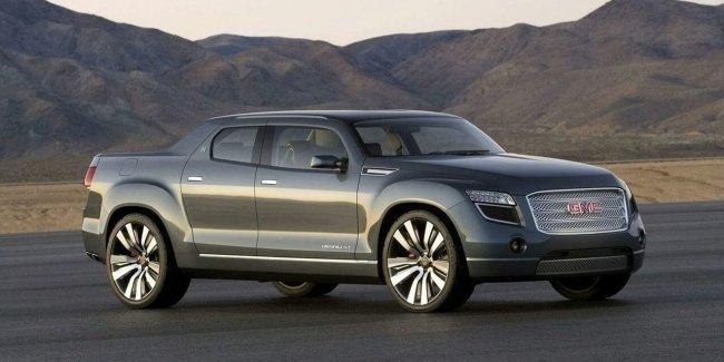 General Motors действительно выпустит розеточный пикап 1