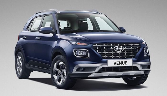 Дешевый кроссовер Hyundai Venue установил рекорд по количеству заказов за день 1