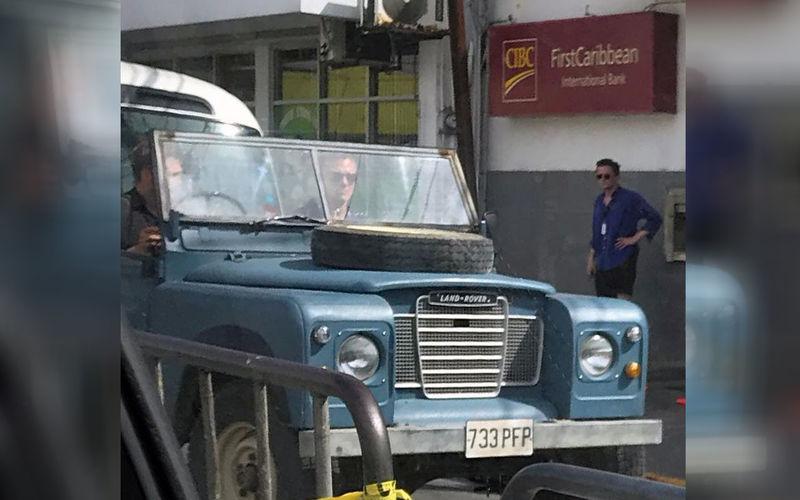 Новый автомобиль Джеймса Бонда: фермерский внедорожник 2
