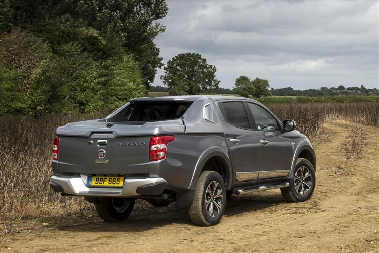 Fiat распрощается с пикапом Fullback 1