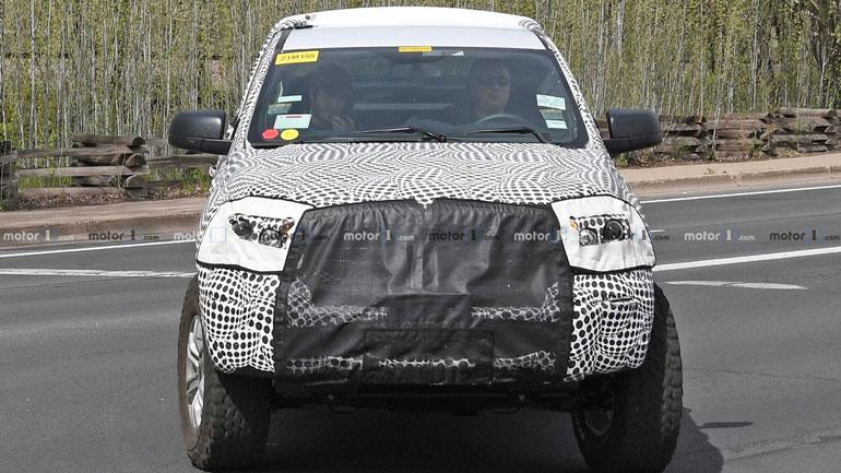 Новый Ford Bronco замечен на тестах 1