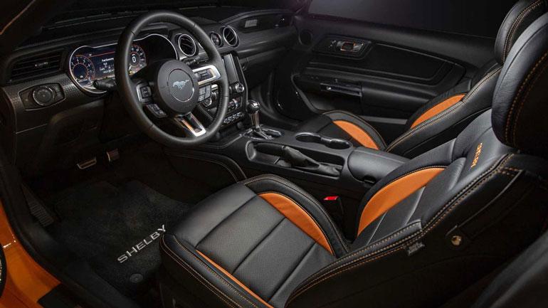 Ford представила особую версию Mustang Shelby GT-S для проката 2