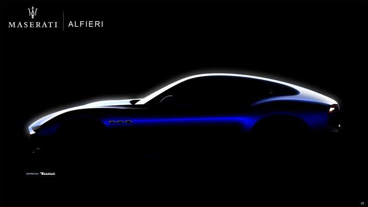 Maserati не откажется от двигателей внутреннего сгорания 1