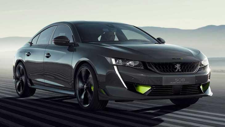 Спортивный Peugeot 508 получит гибридный мотор на 355 лошадок 1