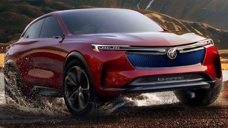 Buick утвердил выпуск нового купеобразного кроссовера 1