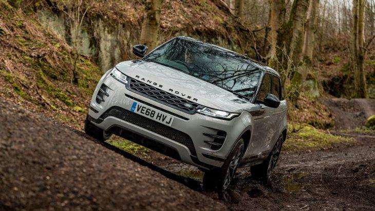 Range Rover Evoque не станет электрическим в ближайшее время 1