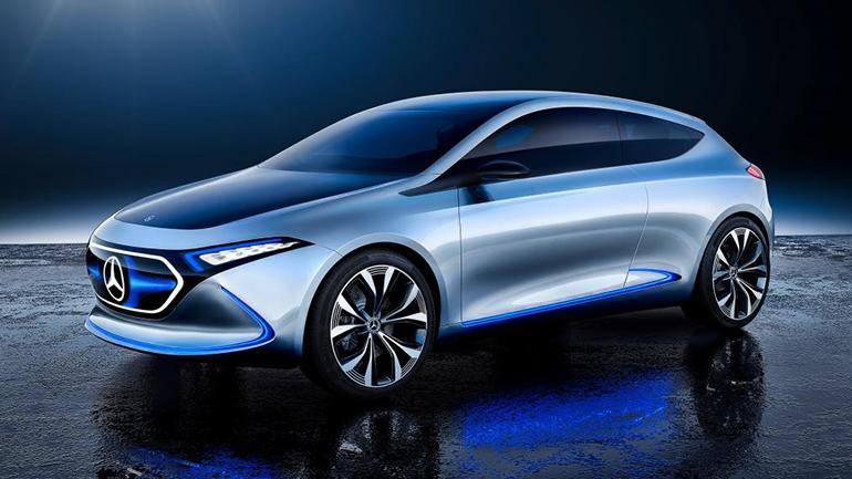 Mercedes-Benz увеличит выпуск электромобилей 2