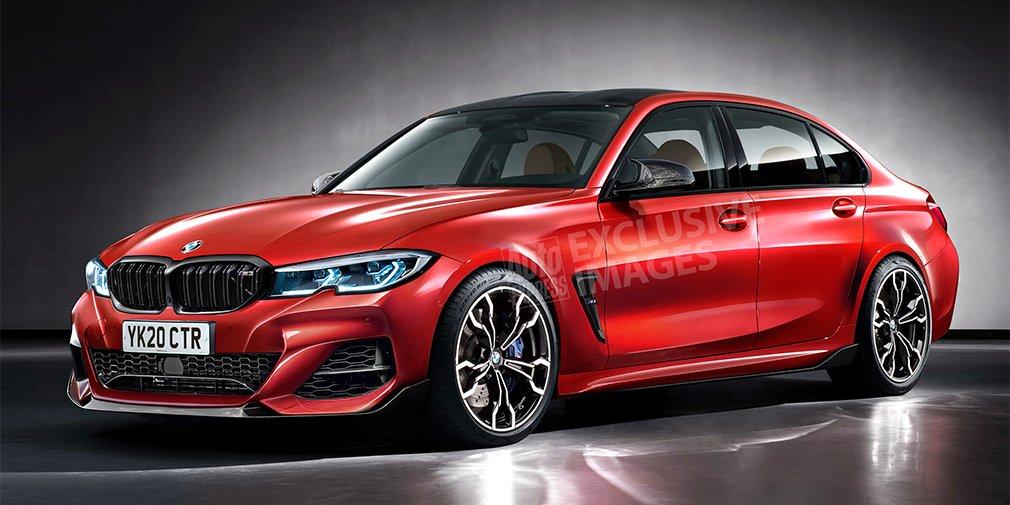 BMW раскрыла подробности о новой M3 1
