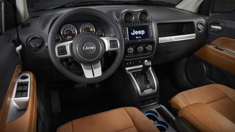 Обновленный внедорожник Jeep Compass получит 1,3-литровый мотор 2