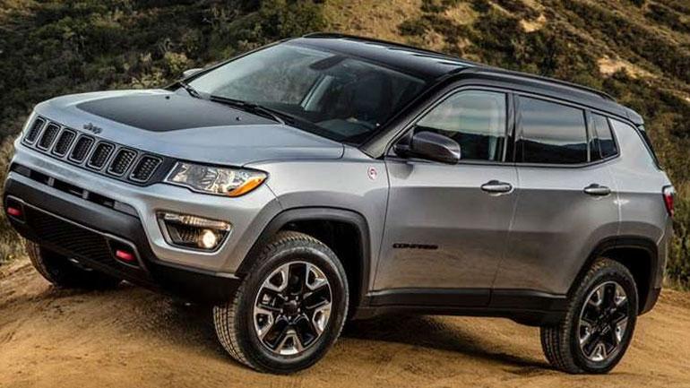 Обновленный внедорожник Jeep Compass получит 1,3-литровый мотор 1