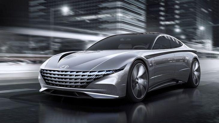 Hyundai кардинально изменит дизайн своих будущих моделей 1