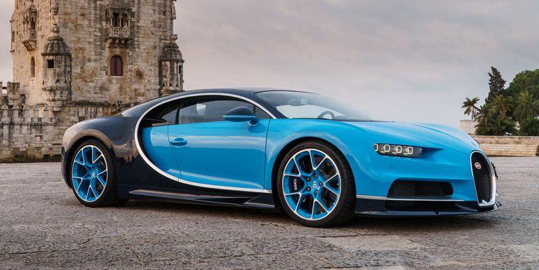 Еще есть шанс купить: у Bugatti осталось всего 100 «Широнов» 1