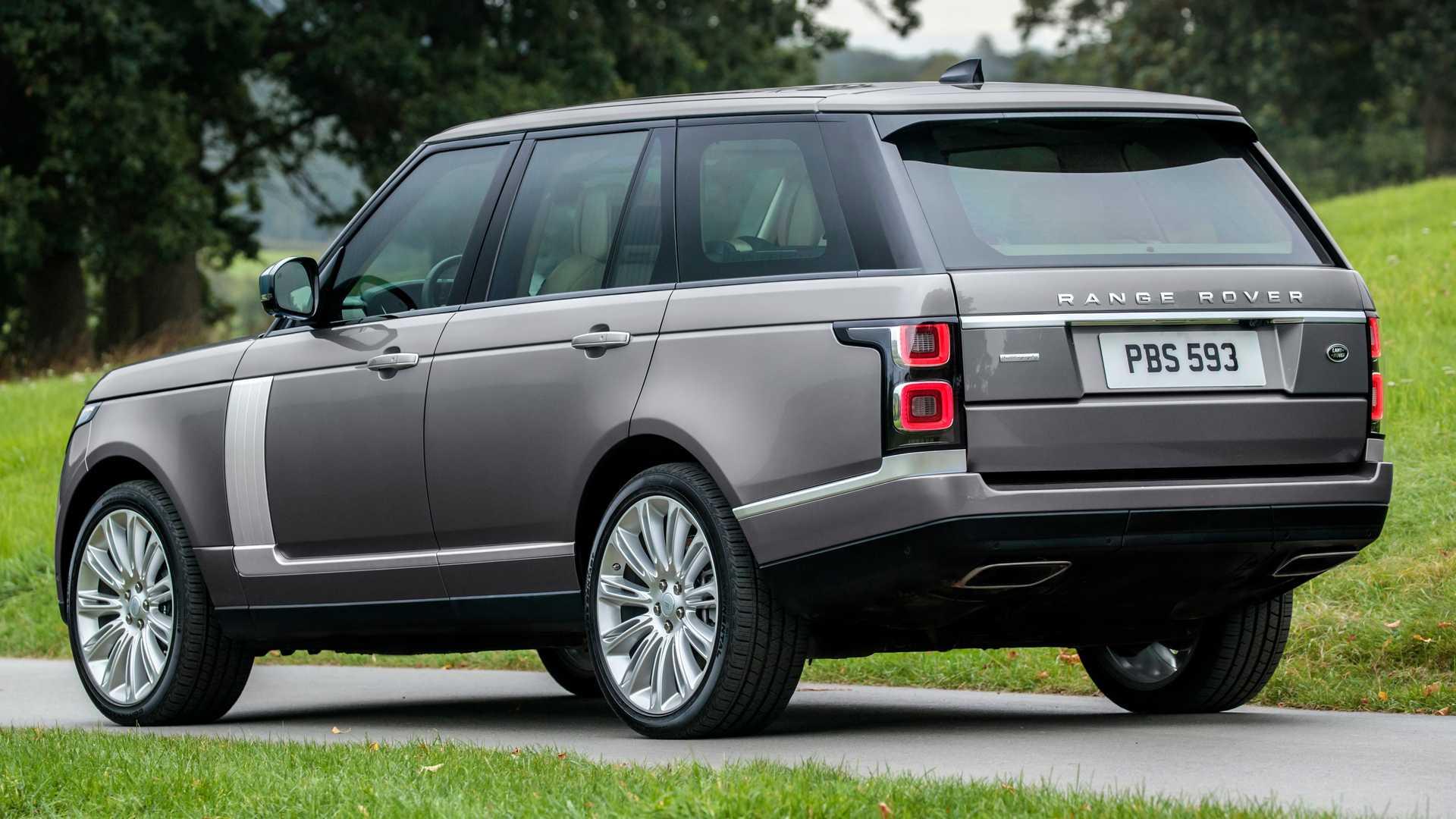 Range Rover получил рядный 6-цилиндровый мотор 1