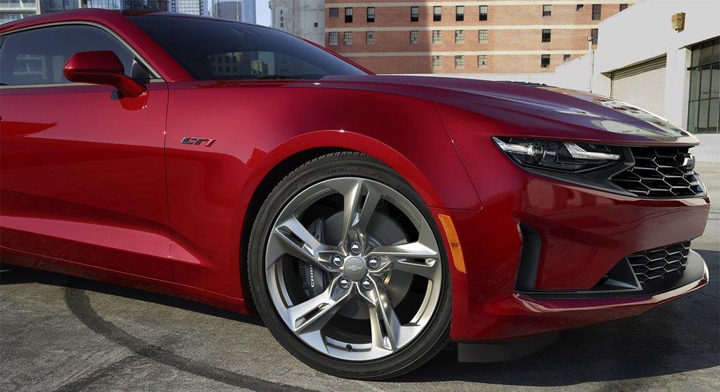 Chevrolet обновил спорткар Camaro 1