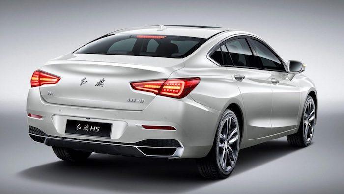 FAW выпустил китайского «клона» Mazda6 2