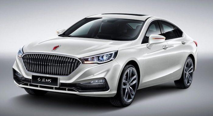 FAW выпустил китайского «клона» Mazda6 1