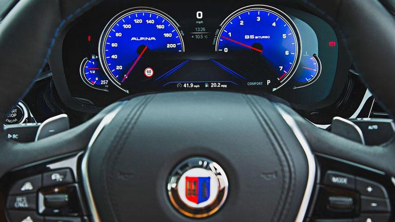 Alpina B5 Bi-Turbo «обогнал» Mercedes-AMG GT R и Porsche GT3 RS 2