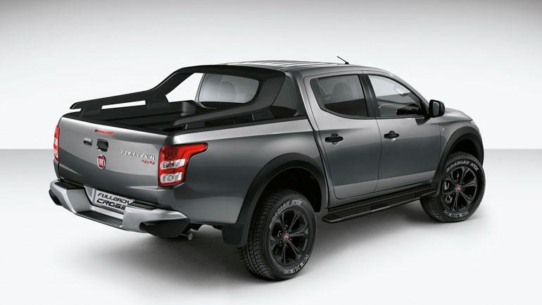 Компания Fiat завершает продажи пикапа Fullback 2