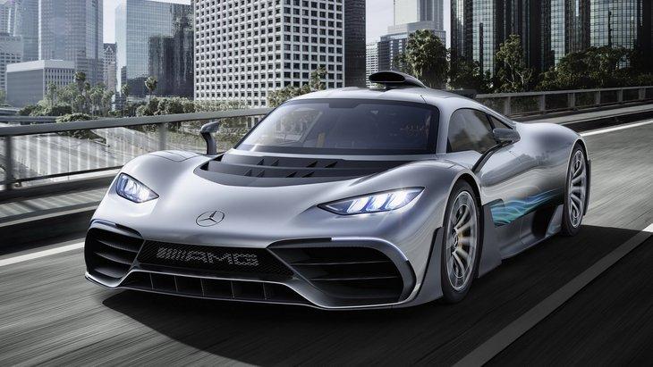 Mercedes-AMG оснастит свои модели электрическим турбонагнетателем 1
