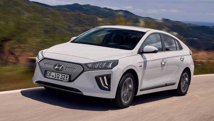 Hyundai Ioniq получит увеличенную дальность пробега и больше технологий 1