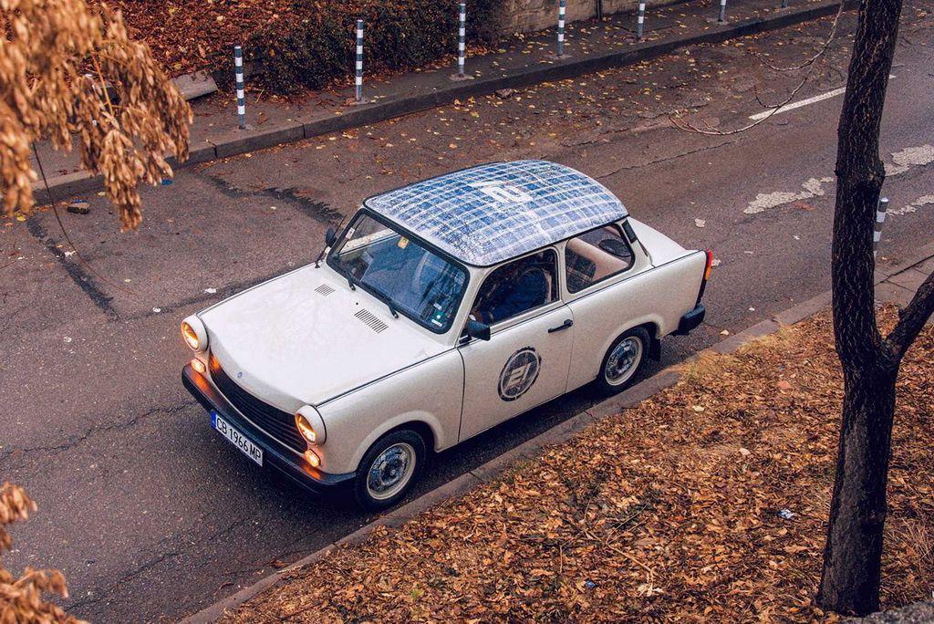 Легендарному автомобилю Trabant дали вторую жизнь 2