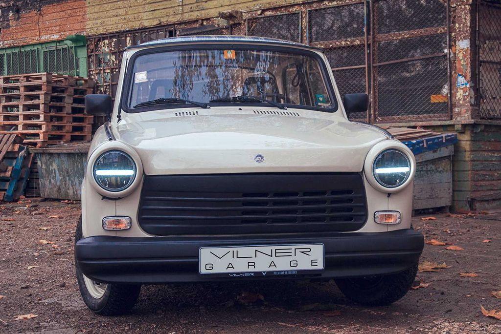 Легендарному автомобилю Trabant дали вторую жизнь 1
