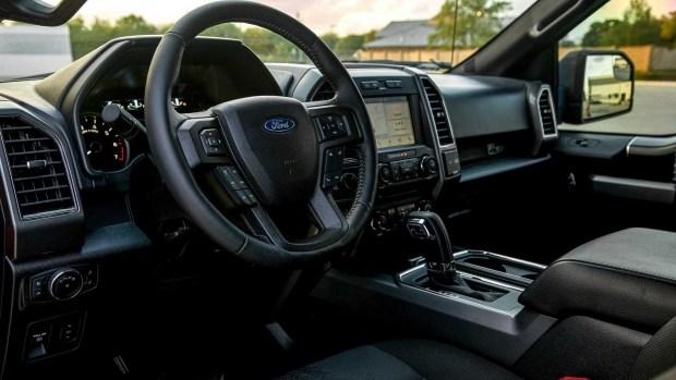 Известный американский дрифтер доработал пикап Ford F-150 3