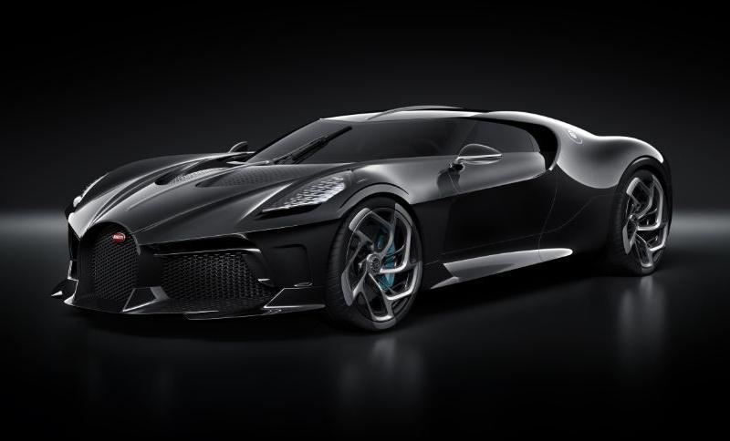 Самый дорогой автомобиль в мире купил Криштиану Роналду 2