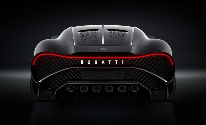 Самый дорогой автомобиль в мире купил Криштиану Роналду 4