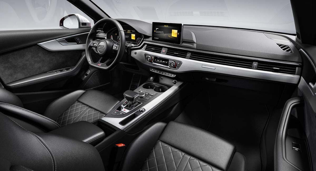 «Заряженные» Audi S4 обзавелись дизелем с электронаддувом 2