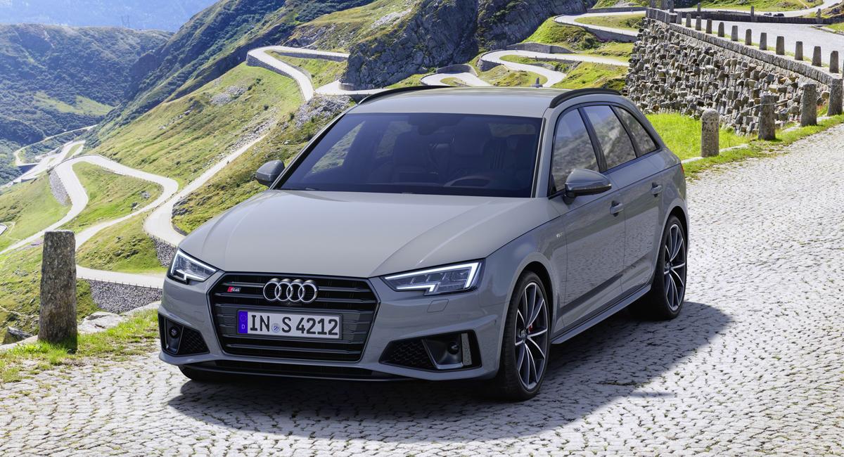 «Заряженные» Audi S4 обзавелись дизелем с электронаддувом 3