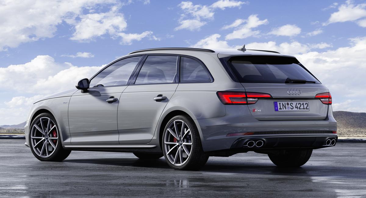 «Заряженные» Audi S4 обзавелись дизелем с электронаддувом 4